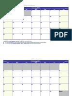 2014 Word Calendar