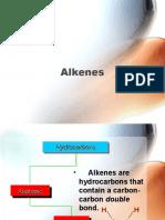 Alkenes (3)