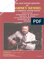 The Jazz Guitar Artistry of Barney Kessel Vol I