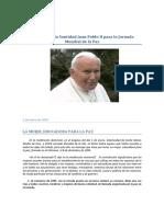 Recopilacion de Mensajes a Las Mujeres - Juan Pablo II