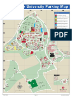 Stony Brook Parking Map 2016