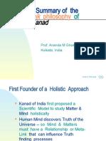 BaiseshiK Philosophy of Rishi Kanad