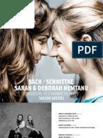 Bach-Schnittke album scan