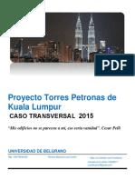 Eap-Torres Petronas de Kuala Lumpur