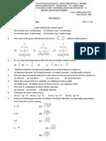 Optimization Techniques II Model Ques 2016)