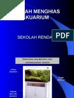 Kaedah menghias Akuarium.ppt