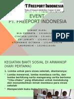 Community Relations PTFI