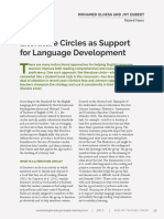 literature circles as support for language development.pdf