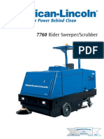 Rider Floor Sweeper Scrubber | Sweepers Australia