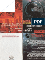 Mortal Kombat II - 1994 - Acclaim Entertainment
