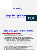 Ch7-Short-Time Fourier Transform Analysis and Synthesis