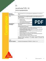 SEIKA-High performance superplasticiser