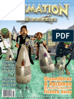 Animation.magazine.20 11. .Nov.2006. .DreamWorks.and.Aardman.win.the.cg.Rat.race.With.flushed.away