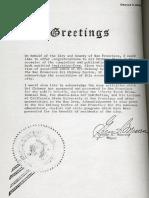 Sri Chinmoy 1976 Proclamation By Mayor George Moscone