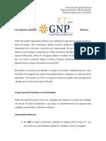 """Empresas de más de 100 años en México """"GNP"""""""