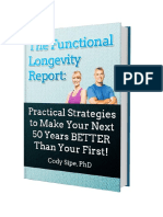 The Functional Longevity Report eBook