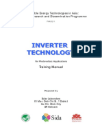 Inverter Training Manual
