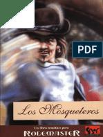Rolemaster - Los Mosqueteros