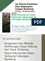 Rapat Teknis Finalisasi Muatan Raperpres Cekungan Bandung - Asep Sofyan2.pptx