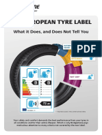The European Tyre Label