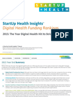 StartUp Health Insights Report 2015