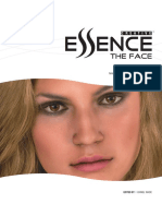 ESSENCE TheFace Modeling and Texturing