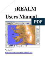 AutoREALM Users Manual