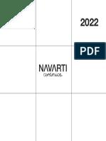 Catálogo General Navarti 2020