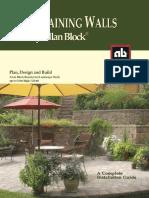 AB Residential Retaining Walls