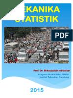Mekanika Statistik Mikrajuddin Abdullah