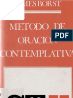 Borst James Metodo de Oracion Contemplativa