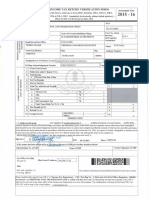 India Sudar Income Tax File 2014-15