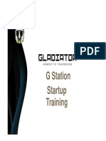 Gladiator StartUp Tocustomer