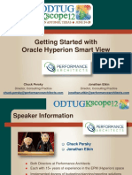KSCOPE12 Getting Started Oracle Hyperion Smart View.6!28!12.Final(1)