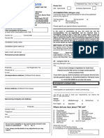 Enrolment Form Uk Rev 18