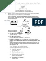 Kertas 3 Soalan 3 Dan 4 2015