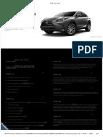 Build Your Lexus