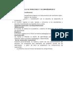 Protocolo de Monitoreo y Acompanamiento