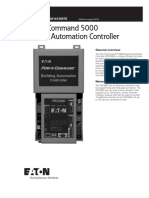 Building Automation Controller