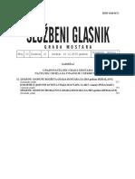 Broj 13 godina XI Mostar, 01.12.2015.godine bosanski, srpski i hrvatski jezik