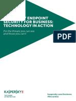 Kaspersky Technology in Action Whitepaper