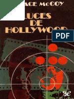 Luces de Hollywood - Horace McCoy