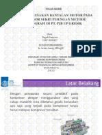 ITS Paper 19998 2107030027 Presentationpdf