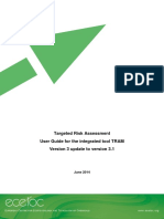 Ecetoc Tra Integrated Tool User Guide Jun2014