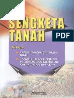 Buku Sengketa Tanah Meratus Kalsel