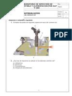 Autoevaluacion. Comprobacion de Inyectore Common Rail