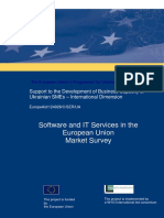 Software and IT Services in the European Union Market Survey