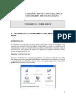 Apostila_Desenho_Técnico- Corel Draw - Parte 1