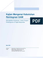GAM Need Assessment Indo Version