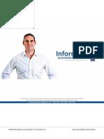 Informe de Actividades 2015 - Ernesto Muyshondt